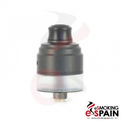 Hala RDTA Gas Mods Black
