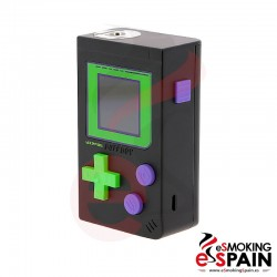 Puff Boy 200W Wizman Black